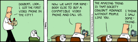 Dilbert compatibility